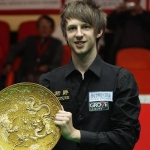 JUDD TRUMP WINS CHINA OPEN