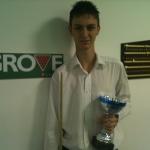 Ryan Causton wins World Open Qualifier