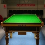 Haikou World Open Qualifying: 11-14 January 2012, Sheffield