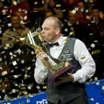 Stuart Bingham joins the Grove