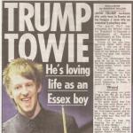 Trump Towie?
