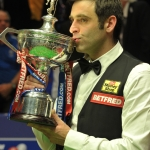 Ronnie wins World Snooker Championship 2012
