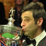 Ronnie O' Sullivan will defend his World Title