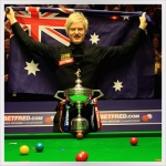 Neil Robertson with Grove again