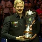 Neil Robertson wins the UK Championship 2013