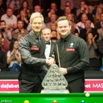 The Masters 2015 – Neil makes the Final