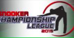 Championship League Snooker 2015