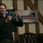 Judd wins the Championship League Snooker for the 3rd time