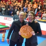 Judd wins the China Open 2016