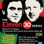 Eleven30 Series – Event 2 – 11 June 2016