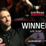 Judd wins the inaugural European Masters in Bucharest