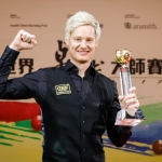 Neil wins the Hong Kong Masters 2017