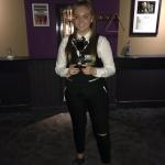 Emma Parker stars in Leeds