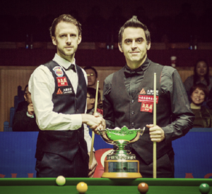 Shanghai Masters 2017 – Judd makes it to the Final