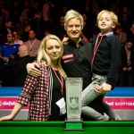 Neil wins the Scottish Open 2017