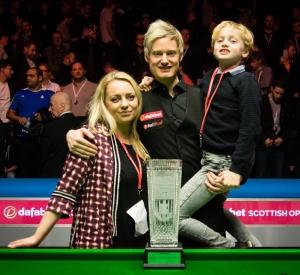 Neil wins the Scottish Open 2017