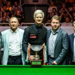 Neil wins the Riga Masters 2018