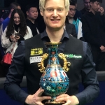 Neil Robertson wins the China Open 2019