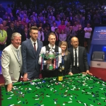 Judd Trump is the 2019 World Snooker Champion!