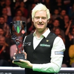 Neil Robertson is the 2020 European Masters Champion