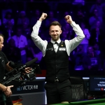 Judd Trump is the 2020 German Masters Champion