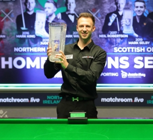 Judd Trump is the 2020 Northern Ireland Open Champion