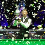 Judd Trump wins the 2020 World Grand Prix