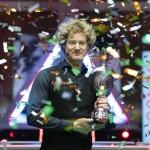 Neil Robertson wins the 2021 Tour Championship