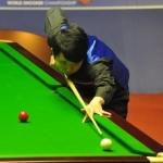 Zhang Anda 9-10 Stephen Hendry