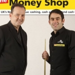 Ronnie pots new deal with Money Shop