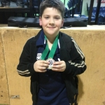 Table tennis – Ethan Walsh takes the Bronze in Ireland