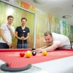 Jack and Judd open the first specialist Teenage Cancer Trust unit in the South West