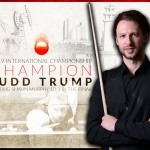 Judd Trump is the WSIC 2019 Champion and the World n°1!
